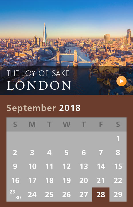 The Joy of Sake London